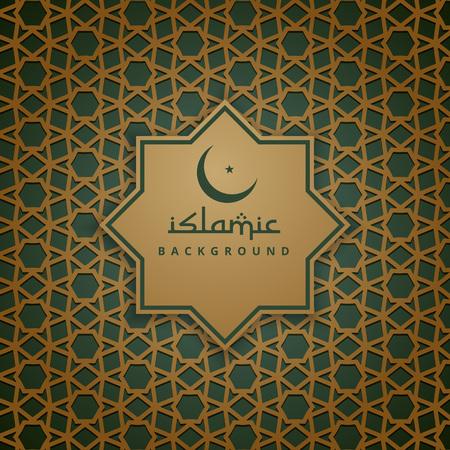islamic pattern: islamic pattern background