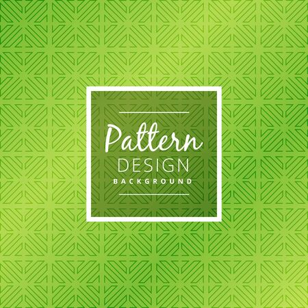 seamless: abstract green seamless pattern