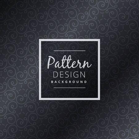 seamless pattern: seamless dark pattern design