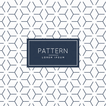 minimal: abstract minimal pattern background Illustration