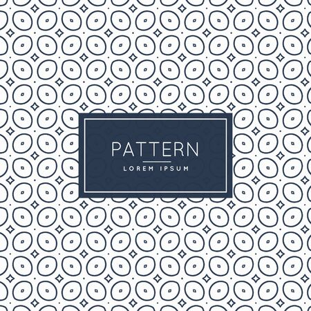 background pattern: pattern background with oval shapes