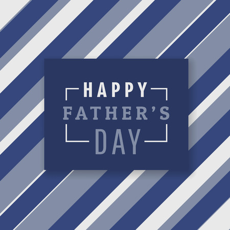 fathers day background: happy fathers day background with stripes