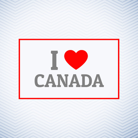 i love canada: I love canada background