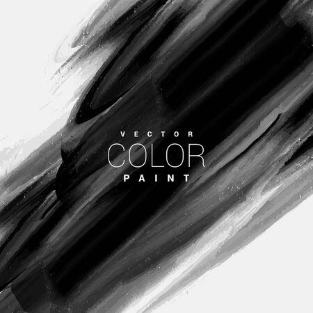 smudge: vector ink paint smudge design art