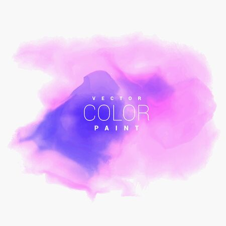 ink stain: colorful water color stain ink background Illustration
