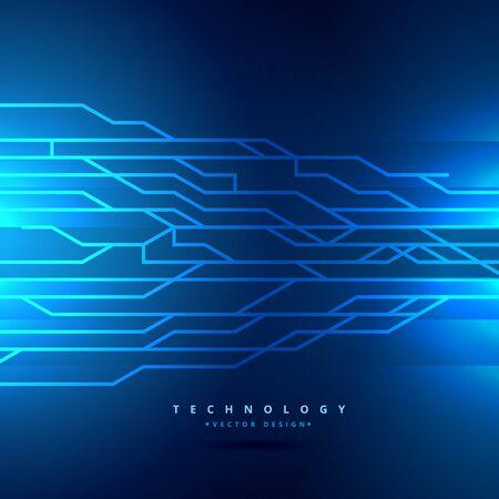 digital background: digital technology background