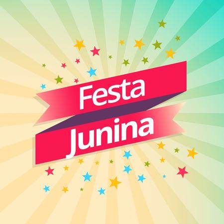 festa: festa junina party celebration background