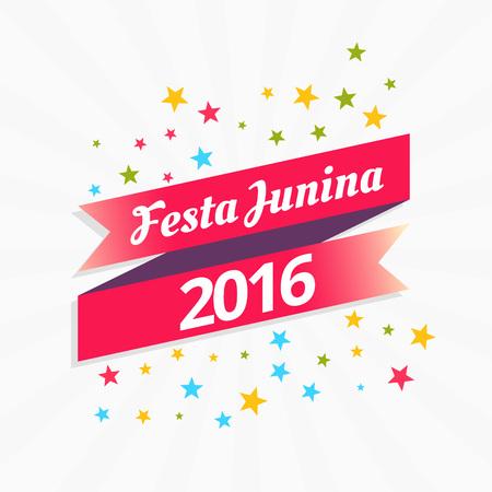 festa: festa junina 2016 celebration
