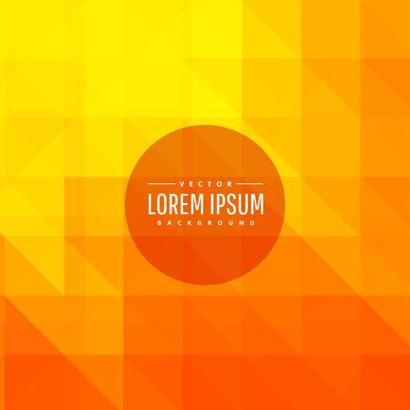 bright: beautiful bright orange background