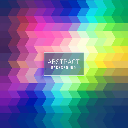 bright: colorful bright polygonal background