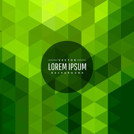 bright green abstract background