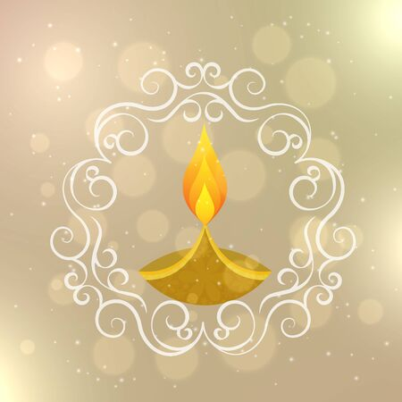 diya: decorative diwali diya
