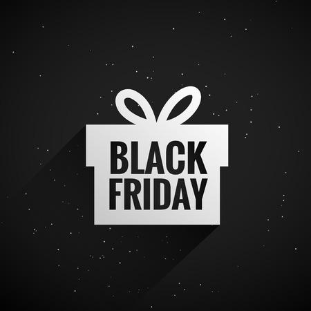 black friday gift box
