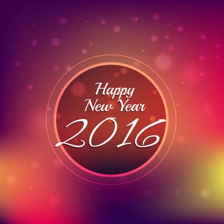 year: new year holiday greeting