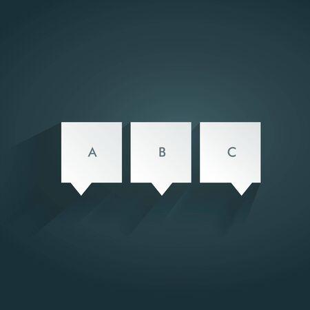 chat: chat bubble design