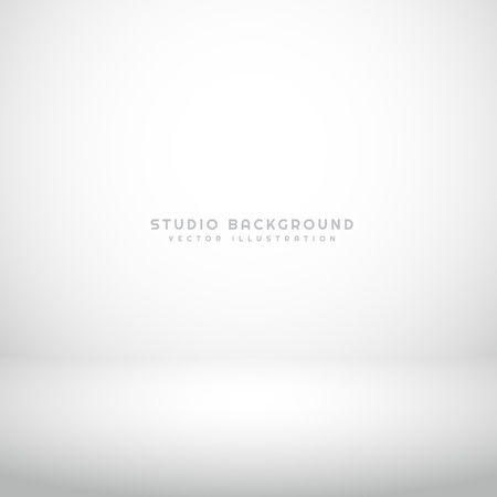 white background: empty white studio background