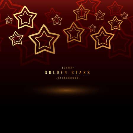 background: stars background