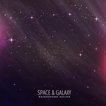 night: star night space background