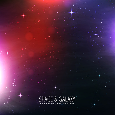 milkyway: starry universe background
