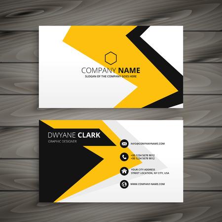 creative: creative corporate business card