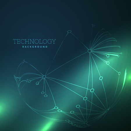 mesh: wire mesh technology background
