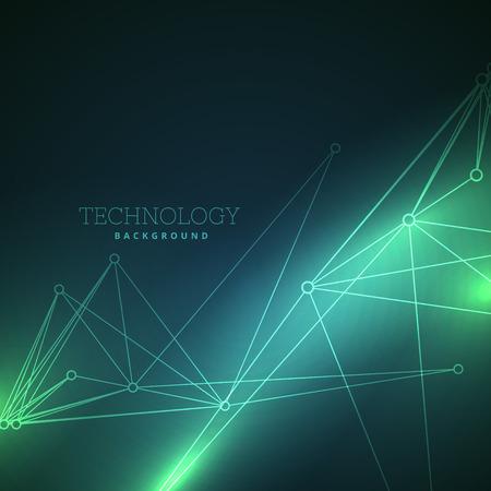 illustraion: technology background illustraion