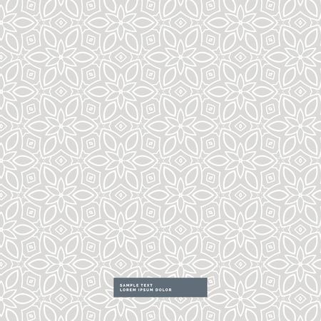 gray pattern: gray flower pattern background