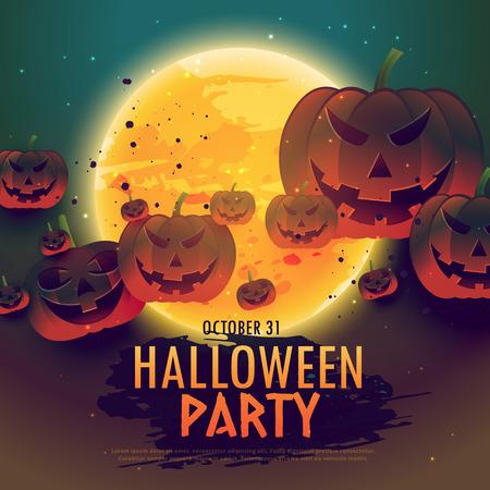 celebration: spooky halloween celebration background