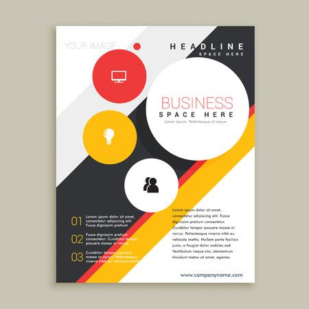 creative: creative brochure template presentation