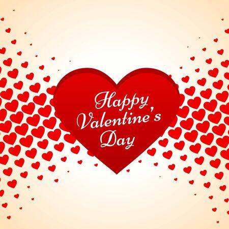 day: valentines day heart Illustration