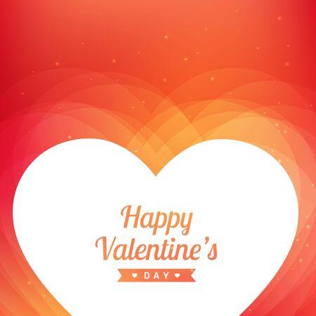 day: valentines day greeting design Illustration