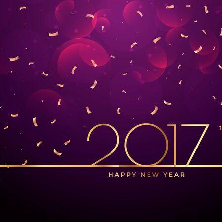 celebration: 2017 new year celebration background