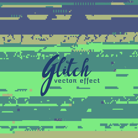 display problem: abstract glitch background for corrupted image