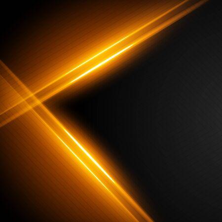 light streaks: glowing light streaks background Illustration