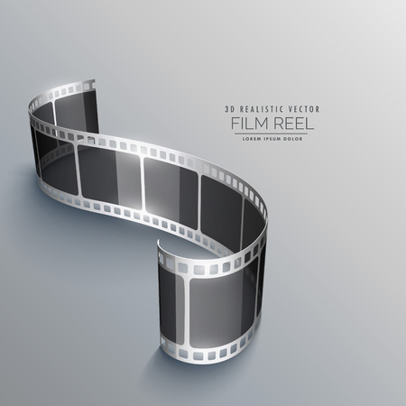 strip design: film strip background design