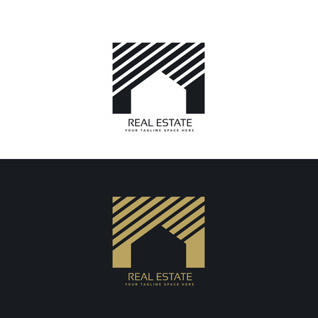 possession: creative house or real estate design concept