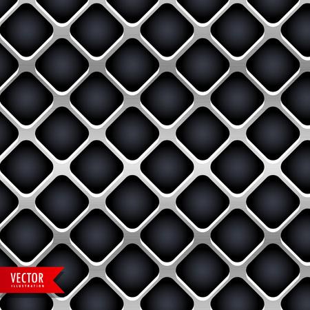 metalen textuur vector ontwerp achtergrond