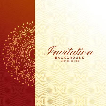 premium invitation luxury background design