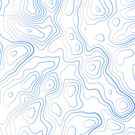 topographic map vector illustration background