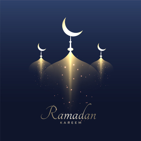 Awesome ramadan kareem design background