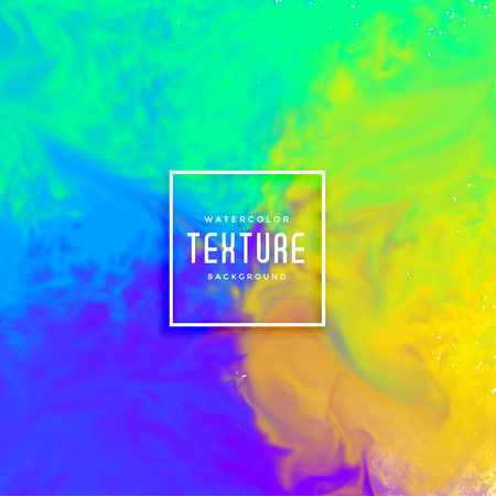 abstract colorful bright ink flow watercolor background