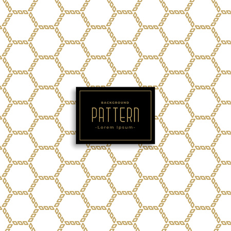 geometric hexagonal abstract pattern background Çizim