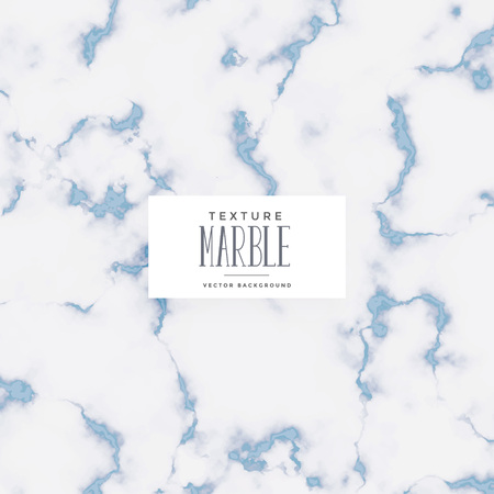 stylish blue soft marble texture background Ilustrace