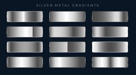 silver or platinum gradients set