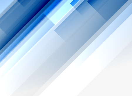 shiny blue lines abstract background