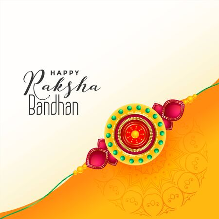 indian raksha bandhan festival background