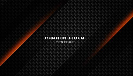 abstract carbon fiber texture dark black background