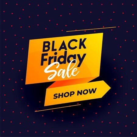 black friday modern sale background for online shopping