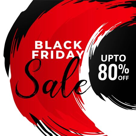 abstract black friday grunge style background