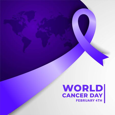 cancer awareness poster for world cancer day